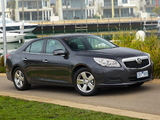 Pictures of Holden Malibu CD 2013