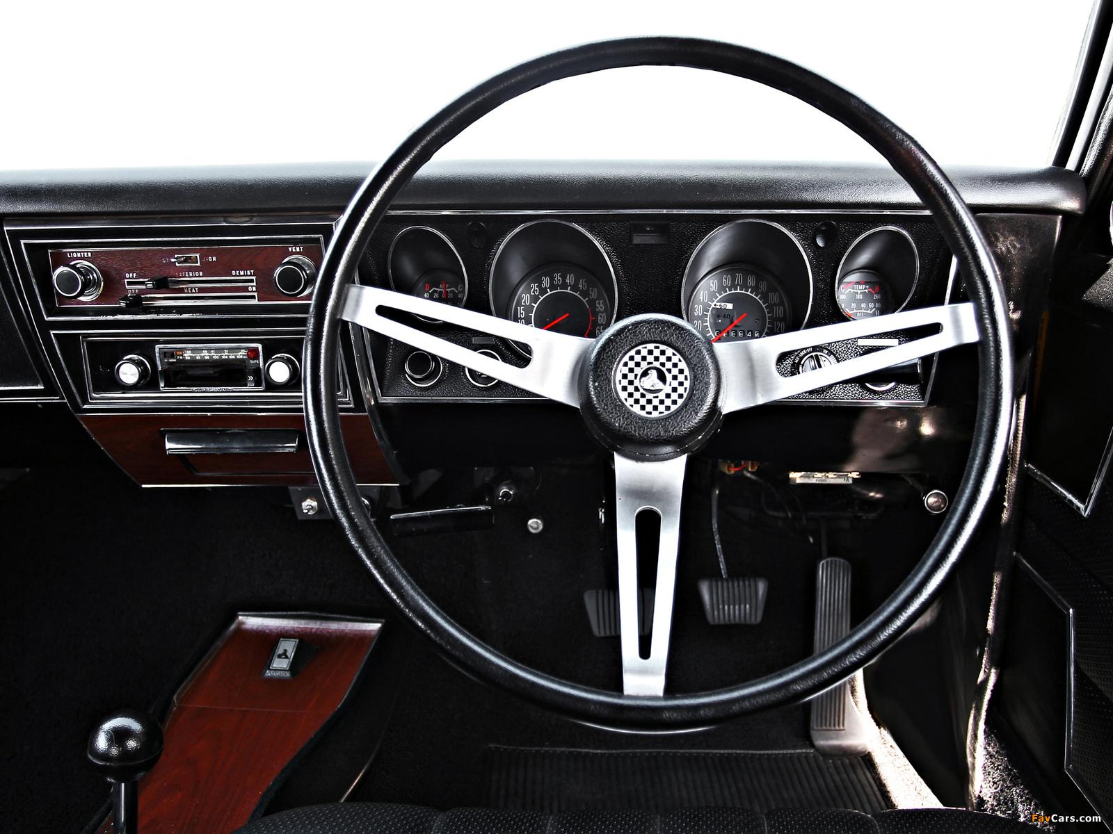 Holden HT Monaro GTS 1969–70 wallpapers (1600 x 1200)