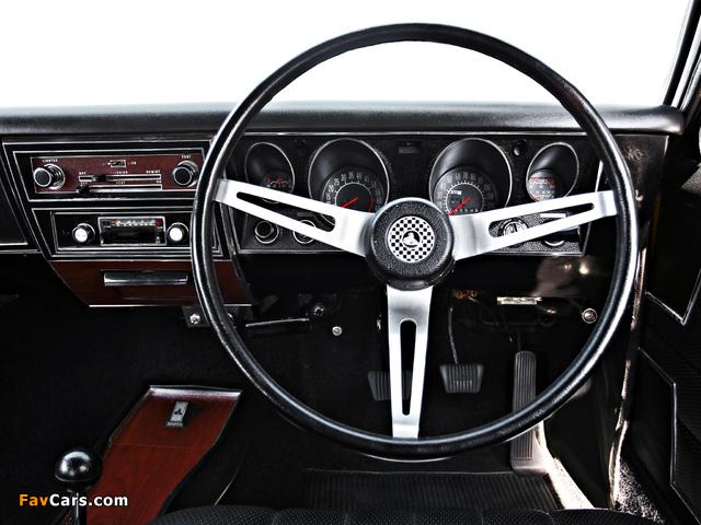 Holden HT Monaro GTS 1969–70 wallpapers (640 x 480)