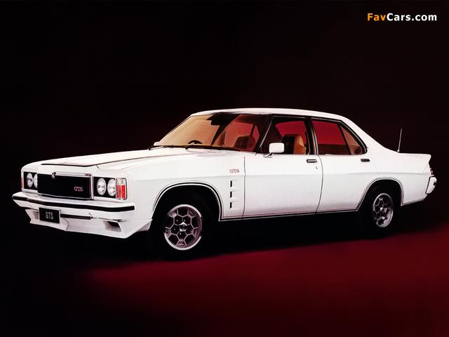 Holden HZ Monaro GTS 1977–79 wallpapers (640 x 480)