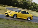 Holden Monaro 2001–05 photos