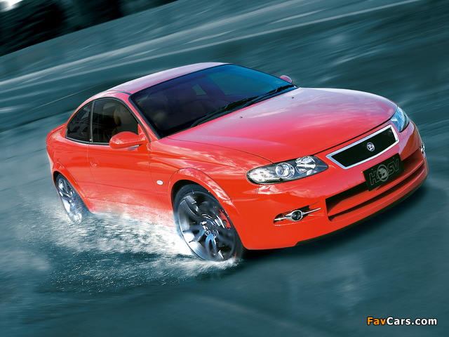 HSV Coupe 4 2004–05 pictures (640 x 480)
