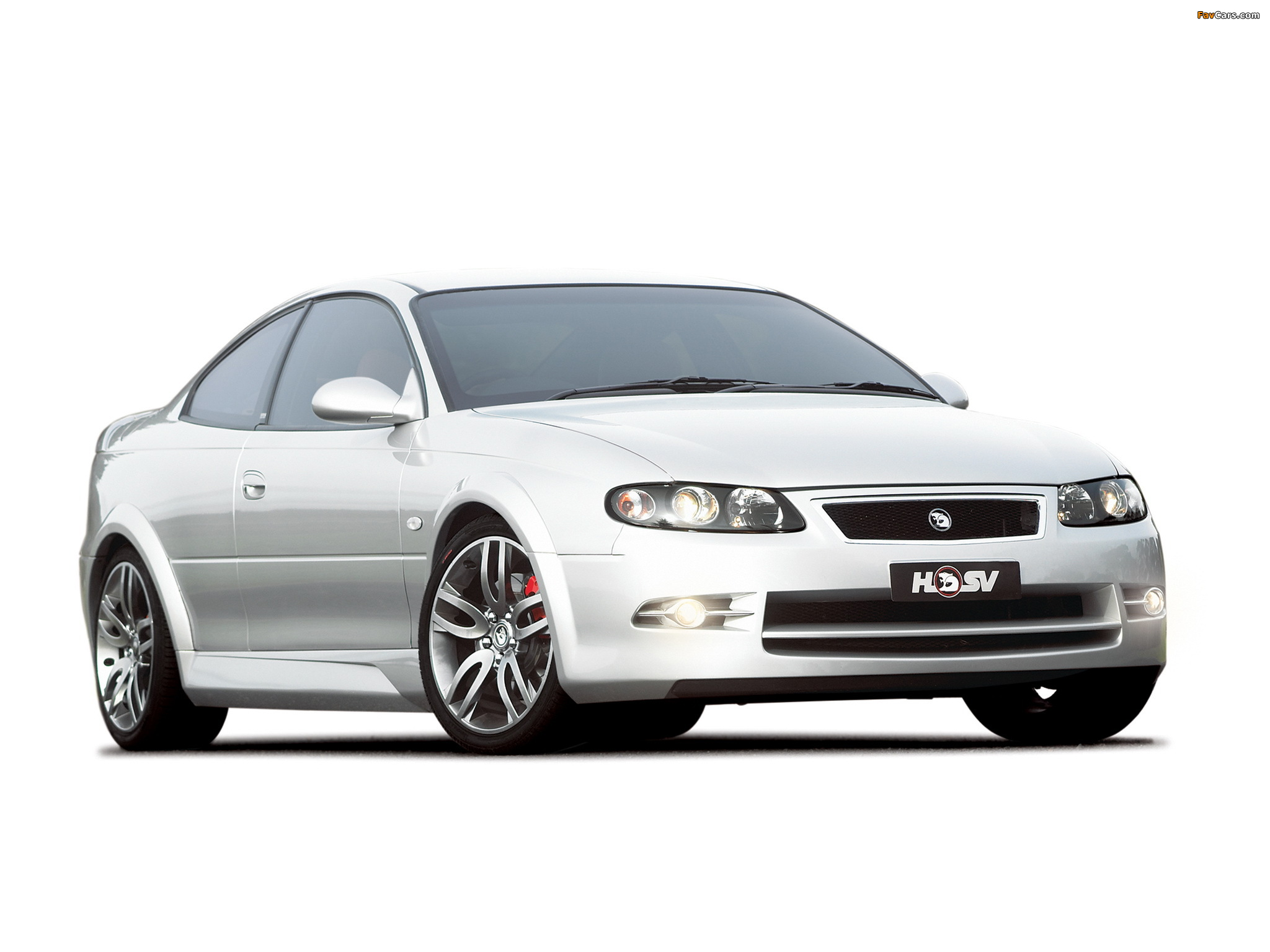 HSV Coupe 4 2004–05 wallpapers (2048 x 1536)