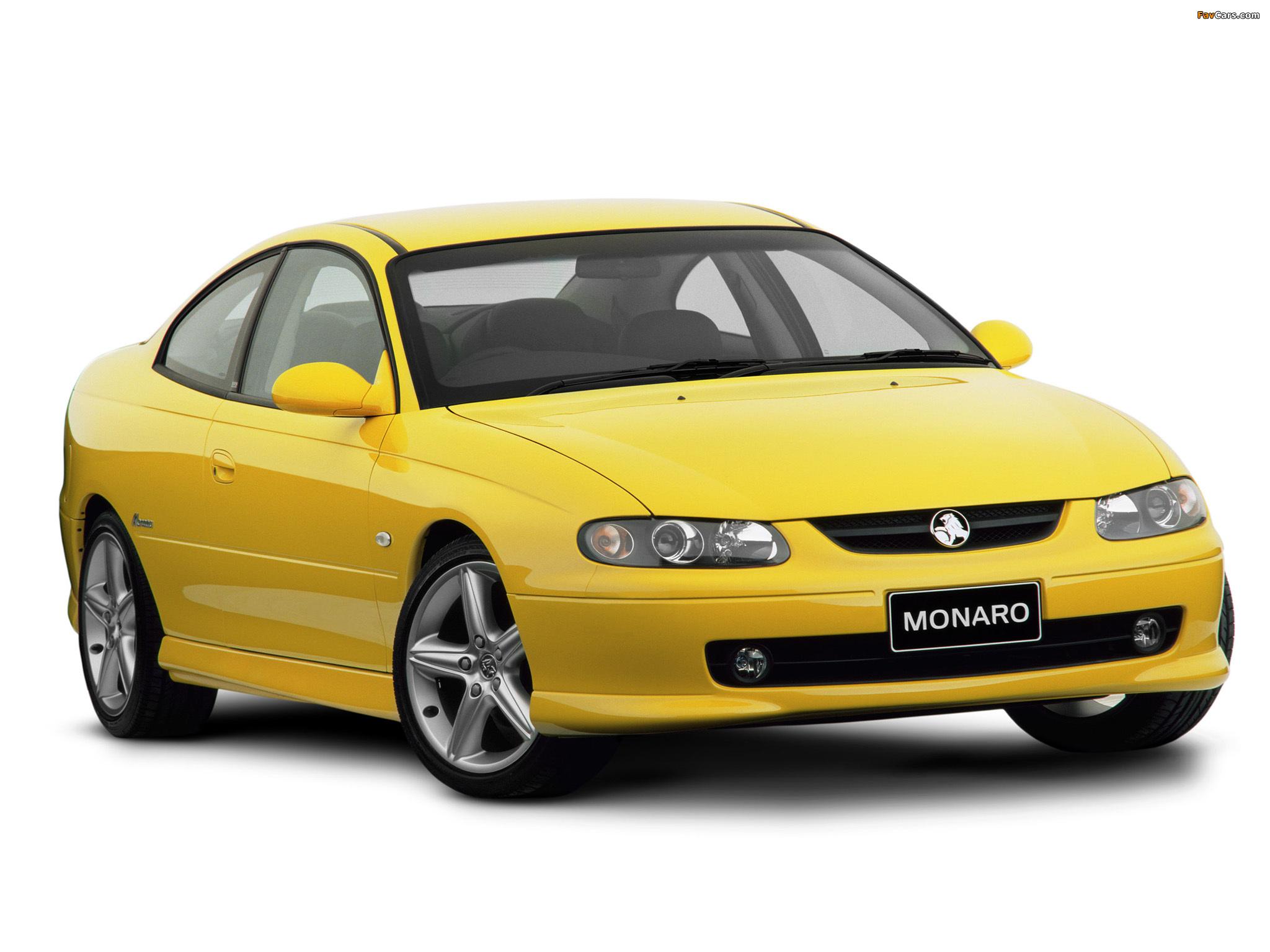 Images of Holden Monaro 2001–05 (2048 x 1536)