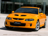 Photos of Holden Monaro CV8-Z Limited Edition 2005