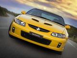 Holden Monaro 2001–05 wallpapers
