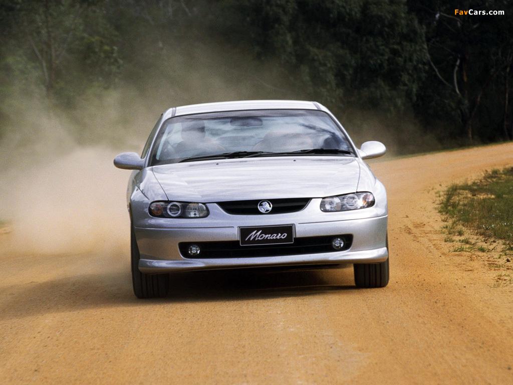 Holden Monaro 2001–05 wallpapers (1024 x 768)