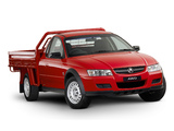 Holden VZ One Tonner Cross 6 2005 wallpapers