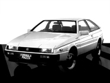 Holden Piazza Turbo 1986–87 wallpapers