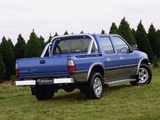 Holden Rodeo Dual Cab 1998–2003 images