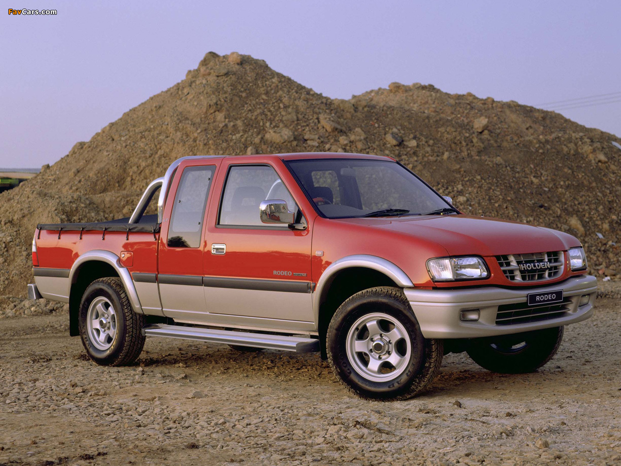 Holden Rodeo LT Sport Space Cab 2000–03 images (1280 x 960)