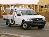 Holden Rodeo Single Chassis Cab 2003–06 images