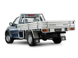 Holden Rodeo Single Chassis Cab 2003–06 photos