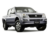 Holden Rodeo LT Crew Cab 2003–06 pictures