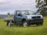Photos of Holden Rodeo Single Chassis Cab 2003–06