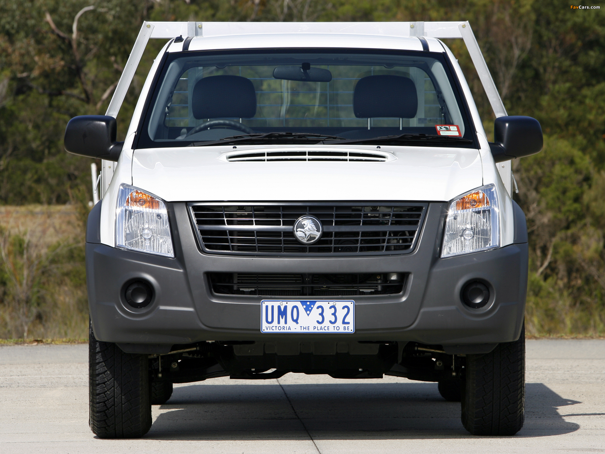 Holden Rodeo Single Chassis Cab 2003–06 wallpapers (2048 x 1536)