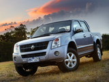 Holden Rodeo LT Crew Cab 2006 wallpapers