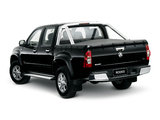 Holden Rodeo LTZ Crew Cab 2007 wallpapers