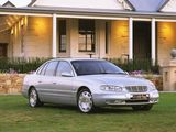 Pictures of Holden WHII Statesman International 2001–03