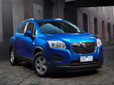 Holden Trax LS 2013 images