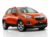 Holden Trax LTZ 2013 images