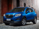 Holden Trax LS 2013 pictures