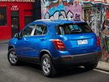 Holden Trax LS 2013 wallpapers