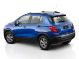 Images of Holden Trax LS 2013