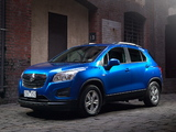 Photos of Holden Trax LS 2013