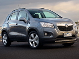 Pictures of Holden Trax LTZ 2013