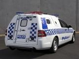 Holden Omega Ute Police (VE) 2007–10 photos