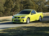 Holden Ute SV6 (VE) 2007–10 pictures