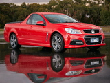Holden Ute SV6 (VF) 2013 pictures