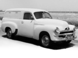 Photos of Holden FJ Ute Delivery Panel Van 1953–56