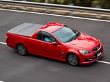 Photos of Holden Ute SV6 (VF) 2013