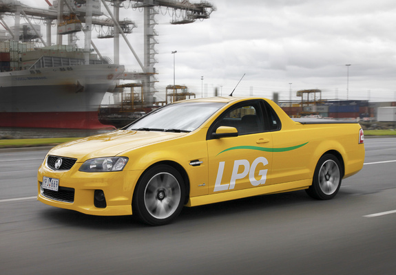 Pictures Of Holden Ute Sv6 Lpg Ve 201213