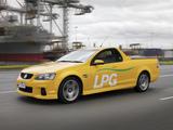 Pictures of Holden Ute SV6 LPG (VE) 2012–13