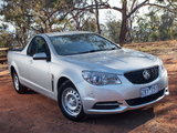 Pictures of Holden Ute (VF) 2013