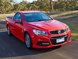 Pictures of Holden Ute SV6 (VF) 2013