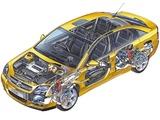 Pictures of Holden ZC Vectra Hatchback 2003–06