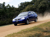 Holden JF Viva Wagon 2005 images