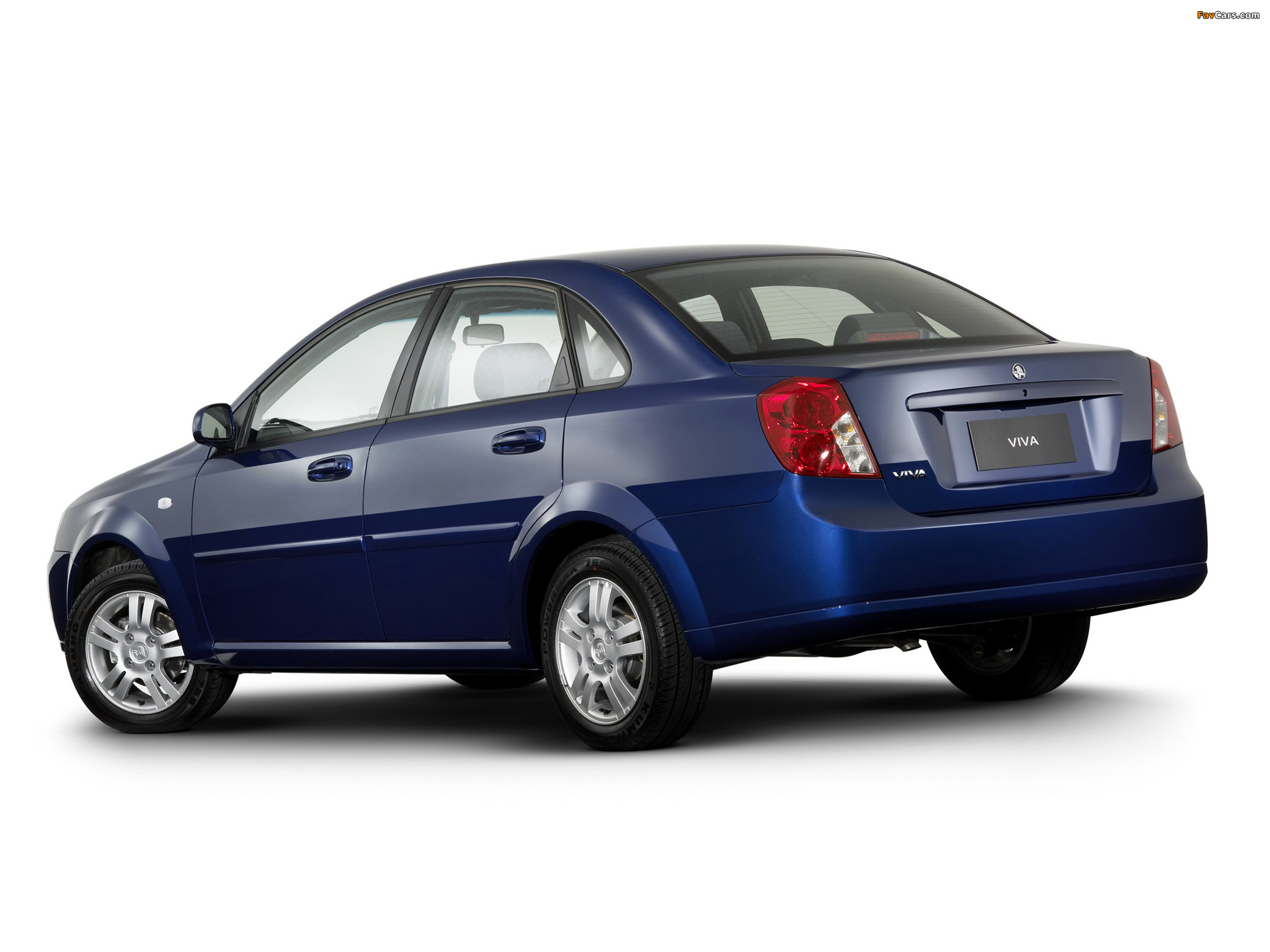 Holden JF Viva Sedan 2005 photos (2048 x 1536)
