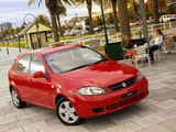 Holden JF Viva Hatchback 2005 pictures