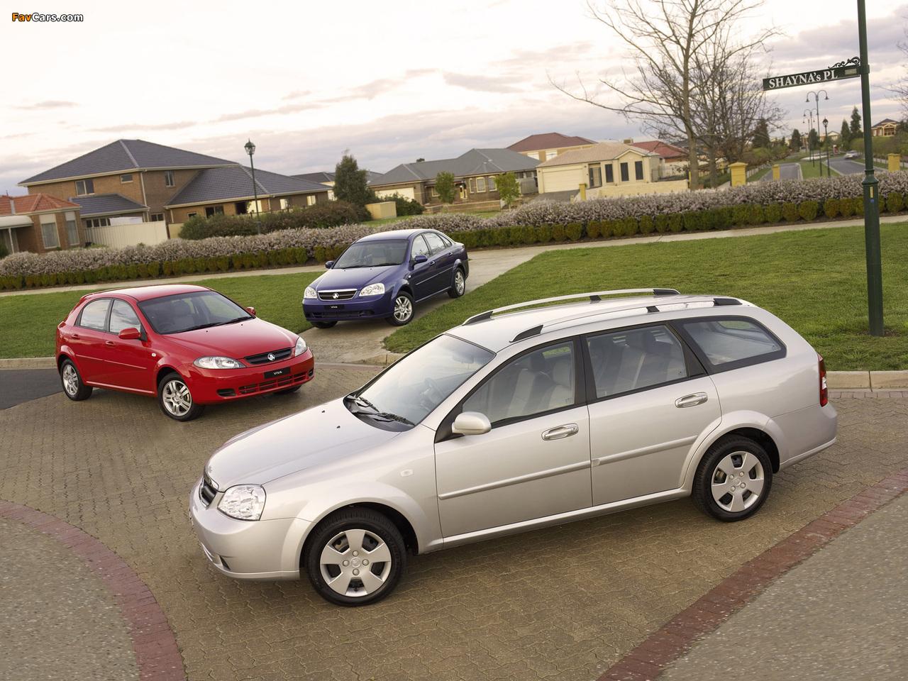 Holden Viva pictures (1280 x 960)