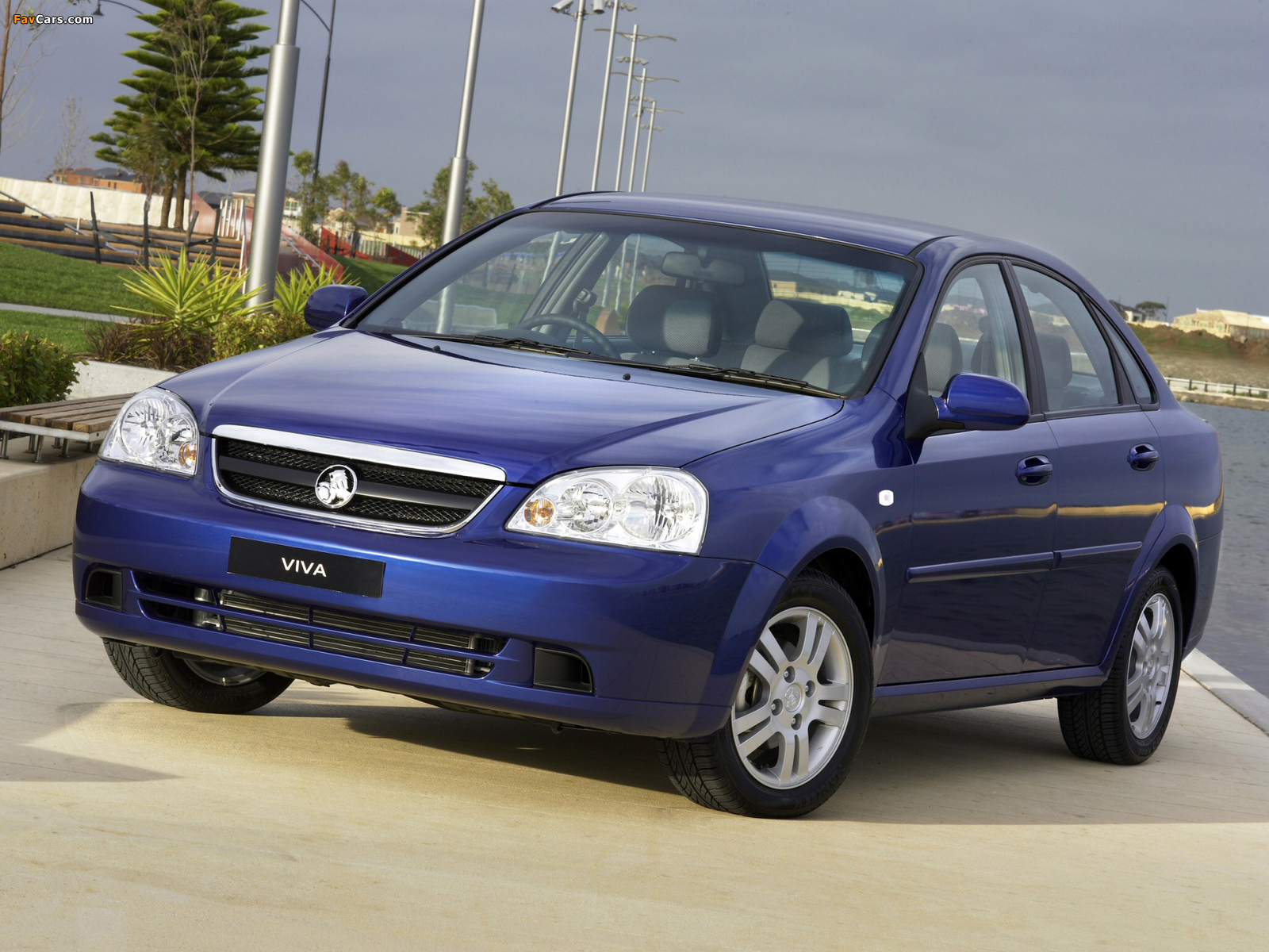 Photos of Holden JF Viva Sedan 2005 (1600 x 1200)