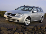 Holden JF Viva Wagon 2005 wallpapers