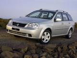 Holden JF Viva Wagon 2005 wallpapers