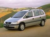Holden TT Zafira 2001–03 images