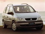 Holden TT Zafira 2001–03 photos