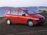 Holden TT Zafira 2001–03 pictures